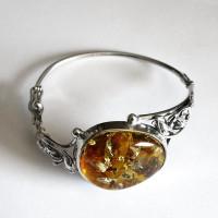 amber bracelet #11