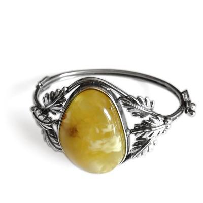 amber bracelet #12