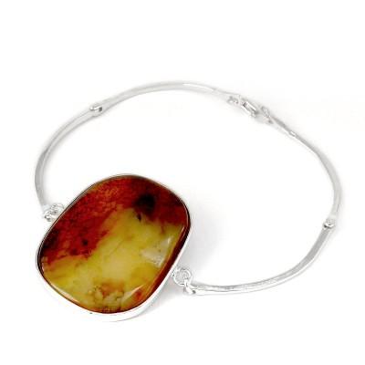 amber bracelet #16