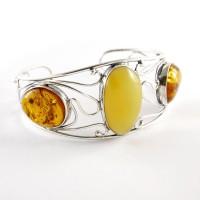 bransoleta z bursztynu #19