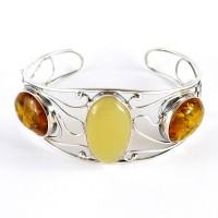 amber bracelet #19