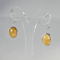 amber earrings #11