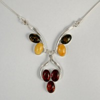 amber necklace #2