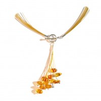 amber necklace #11